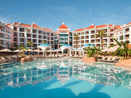 Hotel Vilamoura pool