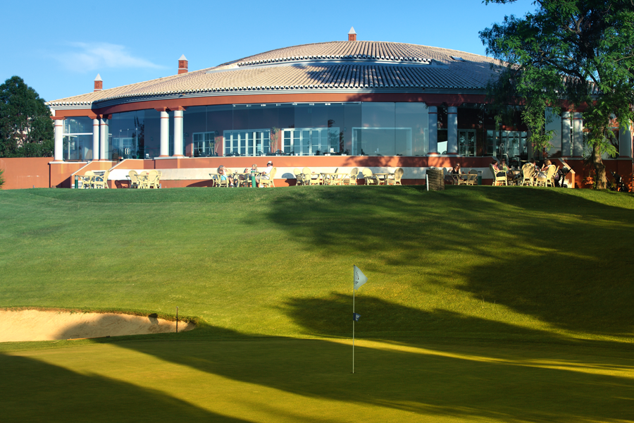 Pestana Alto Golf clubhouse