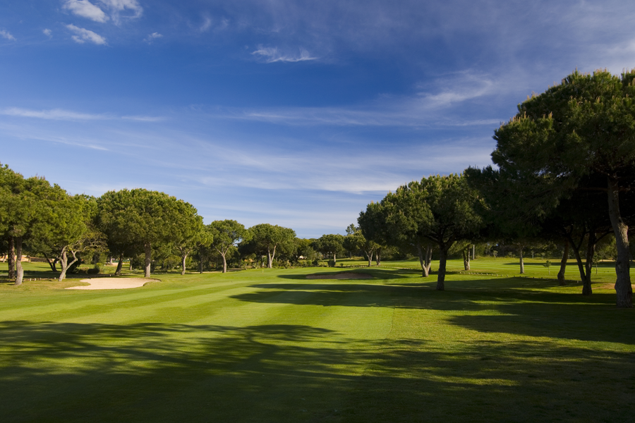 Pestana Vila Sol fairway