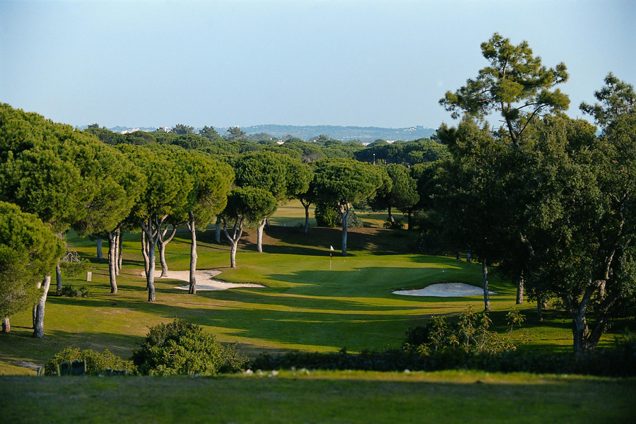Pestana Vila Sol green