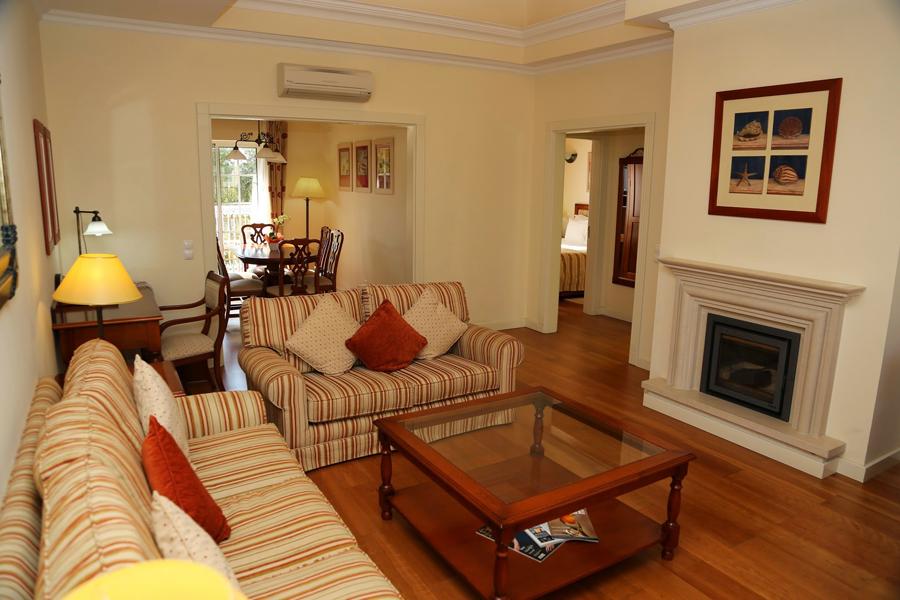 Suites Alba Interior